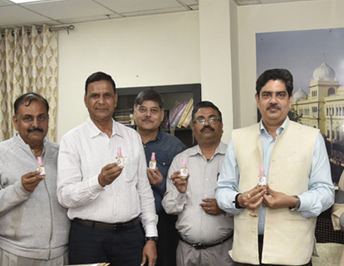 University of Lucknow launches LUCHEM hand sanitizer to battle COVID-19