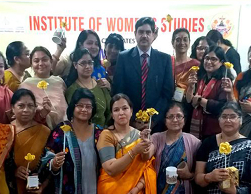 University of Lucknow wishes you all a very happy International Womens Day.