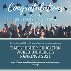 The TIMES Higher Education World University Rankings 2021 are out and WE ARE FEATURED! Click here to know more!