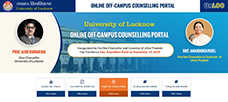 Online Off Campus Counselling Guidelines for Undergraduate and Undergraduate Management programs starts September 22, 2020 at 2:00 PM on UnLOC, University of Lucknow